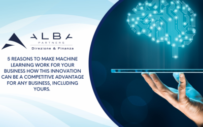5 Reasons to Make Machine Learning Work for Your Business. How this innovation can be a competitive advantage for any business, including yours.