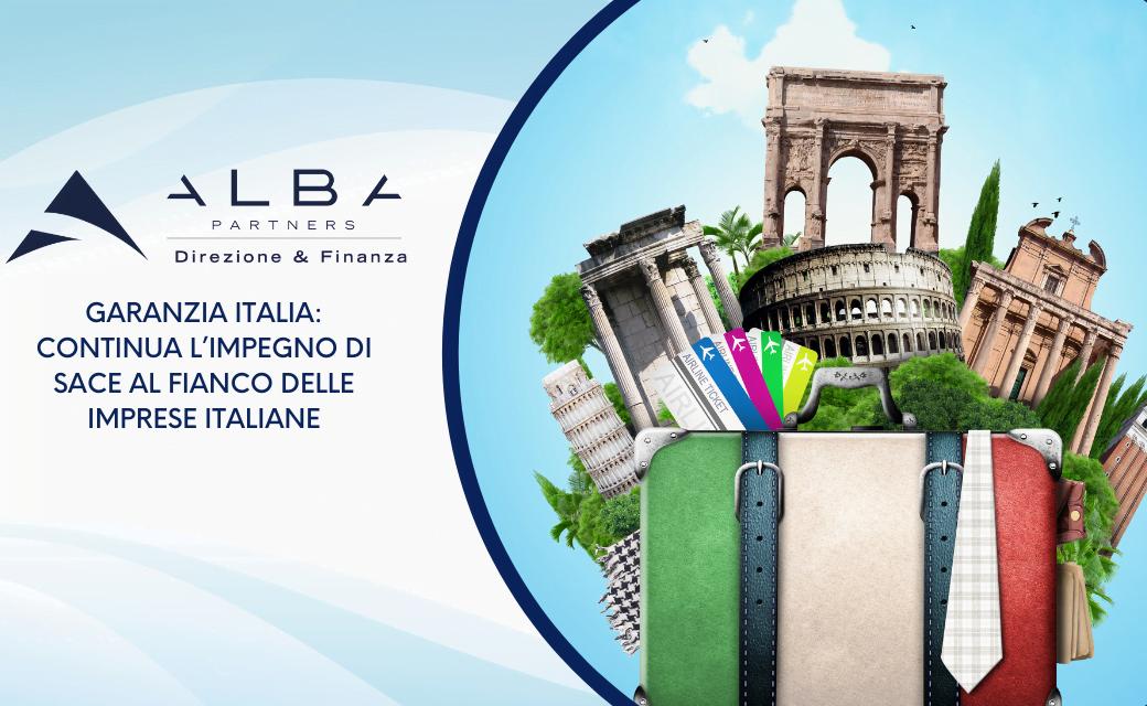 Garanzia Italia: continua l'impegno di SACE al fianco delle imprese italiane